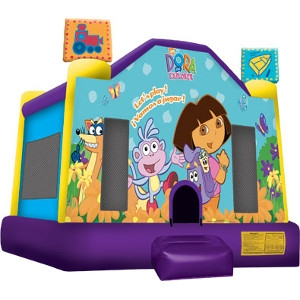 Dora the Explorer Jump
