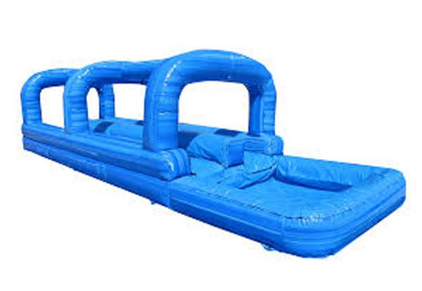 Double Lane Slip N Slide Splash