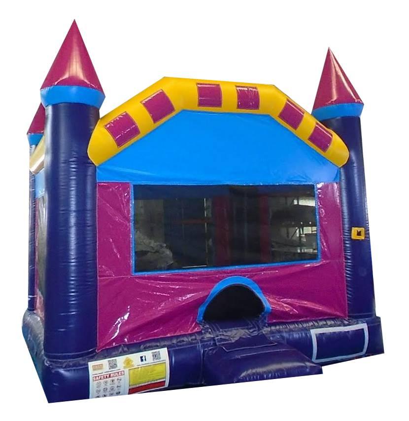 Melanie Fun House Jump