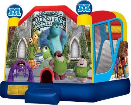 Monsters University C4 Combo