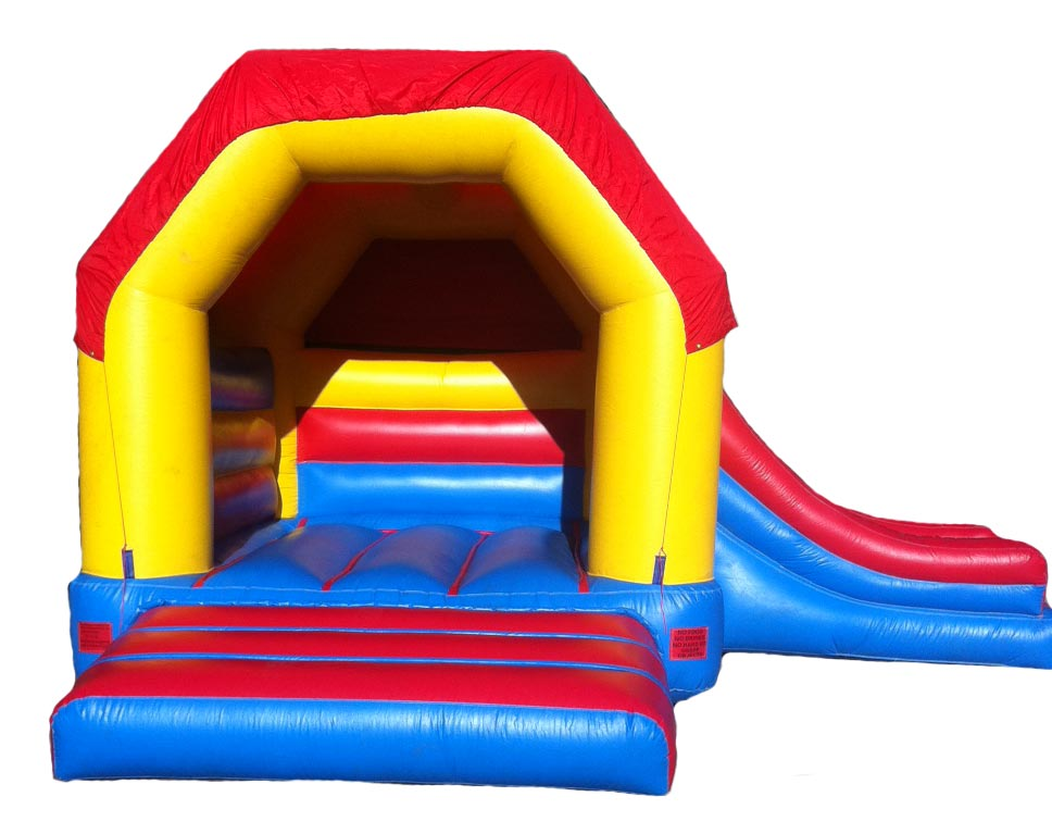 Open Combo Jumping Castle