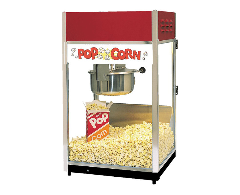 Popcorn Machine (DIY1)