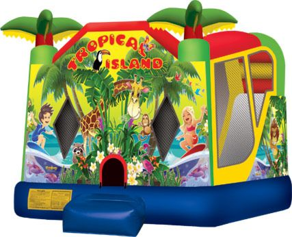 Tropical Island C4 Combo