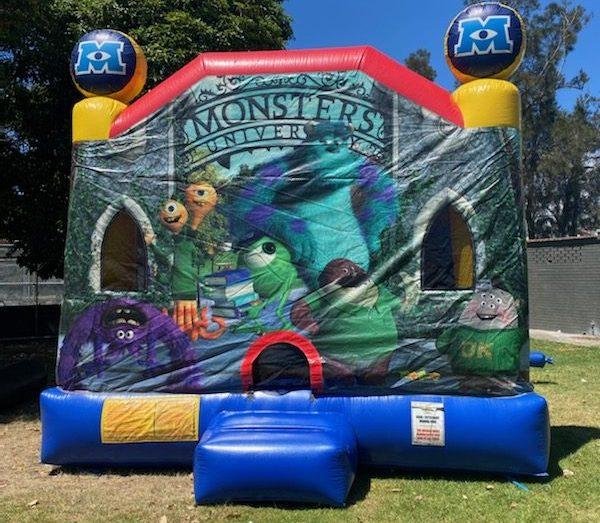 Monsters University Jump